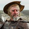 Jonathan Pryce en el papel de Don Quijote