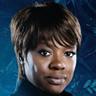 Viola Davis en el papel de Major Gwen Anderson