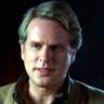 Cary Elwes en el papel de Dr. Gordon