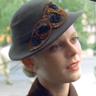 Emilia Fox en el papel de Dorota