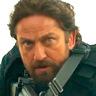 Gerard Butler en el papel de Nick
