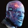 Jamie Foxx en el papel de Electro