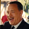 Tom Hanks en el papel de Walt Disney