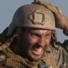 Aaron Taylor-Johnson en el papel de Sergento Allen Isaac