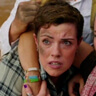 Isabel Bassett en el papel de Zoe Halsey