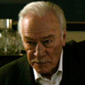 Christopher Plummer en el papel de Harlan Thrombrey