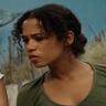 Taylor Russell en el papel de Zoey Davis