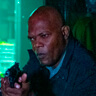Samuel L. Jackson en el papel de Marcus Banks