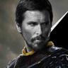 Christian Bale en el papel de Moisés