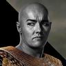 Joel Edgerton en el papel de Ramsés