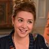 Alyson Hannigan en el papel de Phyllis Buckman