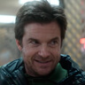 Jason Bateman en el papel de El Cangrejo