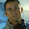 Channing Tatum en el papel de Capitán Duke Hauser
