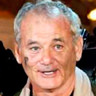 Bill Murray en el papel de Dr. Peter Venkman