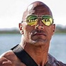 Dwayne Johnson en el papel de Mitch Buchannon