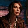 Lena Headey en el papel de Scarlet