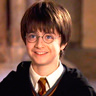 Daniel Radcliffe en el papel de Harry Potter