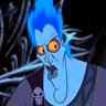 James Woods en el papel de Hades (voz)