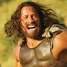Dwayne Johnson en el papel de Hércules