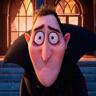 Brian Hull en el papel de Drácula