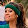 Jenna Ortega en el papel de Katie Torres