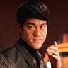Danny Chan en el papel de Bruce Lee