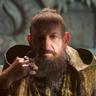 Ben Kingsley en el papel de El Mandarín