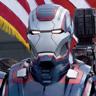 Don Cheadle en el papel de Máquina de Guerra