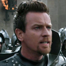 Ewan McGregor en el papel de Elmont