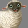 Aidy Bryant en el papel de Ruth, la oveja (voz)