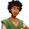Zachary Levi en el papel de José (voz)