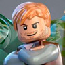 Chris Pratt en el papel de Rex Dangervest