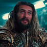 Jason Momoa en el papel de Aquaman / Arthur Curry