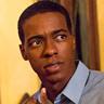 Derrick A. King en el papel de Spence