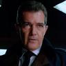 Antonio Banderas en el papel de Blue
