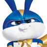 Kevin Hart en el papel de Snowball