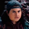 Julian Dennison en el papel de The Belsnickel