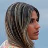 Isabella Licht en el papel de Claudia Patricia