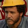 Hector Mauricio Mejía en el papel de Bermúdez