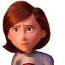 Holly Hunter en el papel de Helen Parr / Elastigirl (voz)