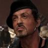 Sylvester Stallone en el papel de Barney Ross