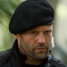 Jason Statham en el papel de Lee Christmas