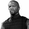 Terry Crews en el papel de Hale Caesar