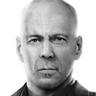 Bruce Willis en el papel de Sr. Iglesia