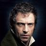 Hugh Jackman en el papel de Jean Valjean