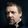 Russell Crowe en el papel de Javert
