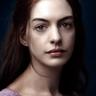 Anne Hathaway Anne Hathaway en el papel de Fantine