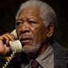 Morgan Freeman en el papel de Profesor Norman