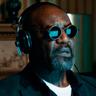 Delroy Lindo en el papel de Dr. Clark