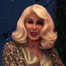 Cher en el papel de Ruby Sheridan
